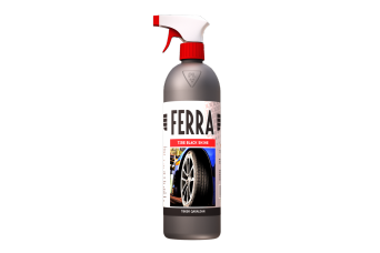 "<span style=""font-weight: bold;"">ferra tire shine </span>"