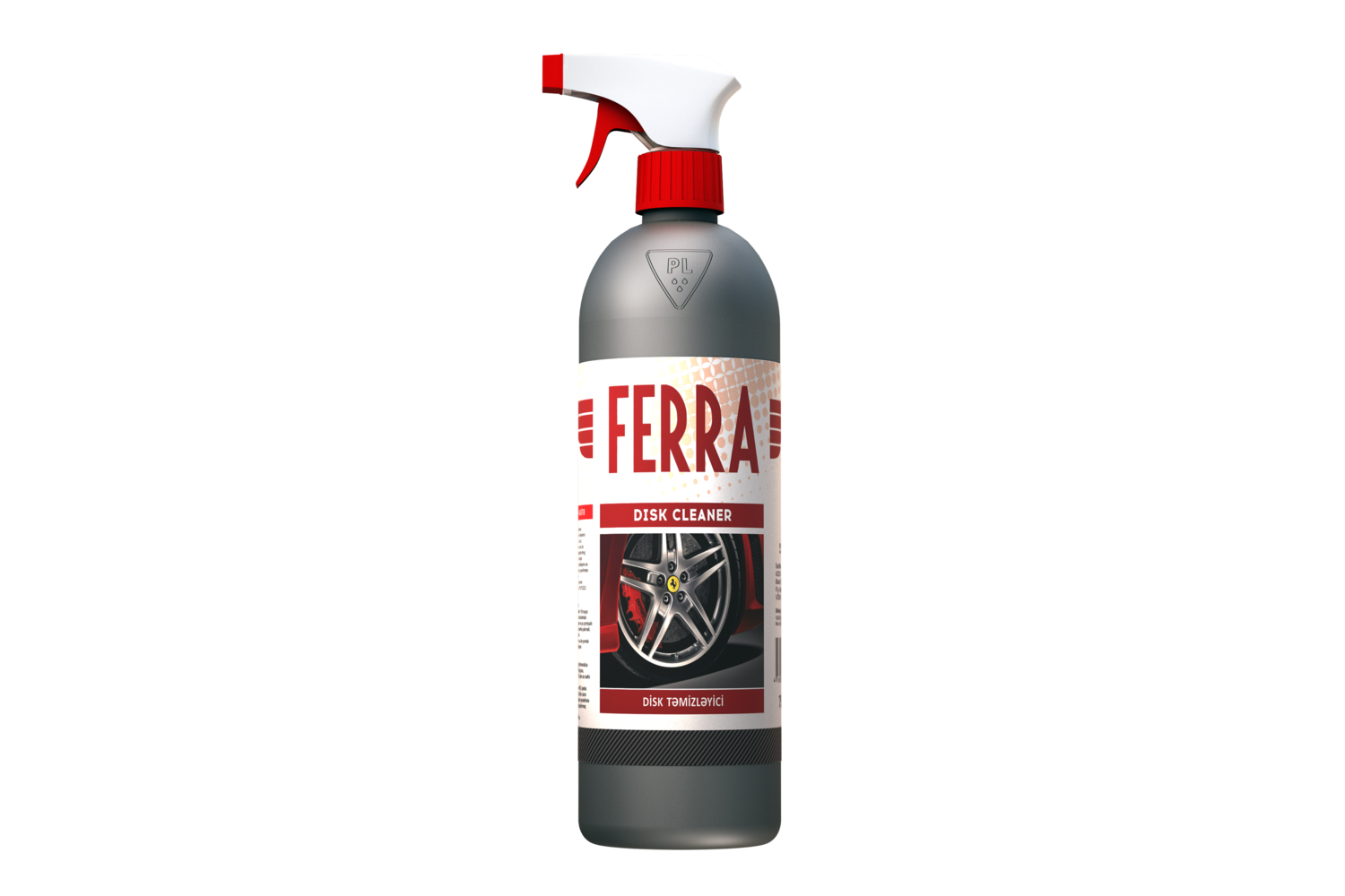 "<span style=""font-weight: bold;"">ferra disc cleaner</span>"